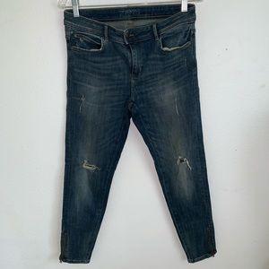 Zara Women's Jeans 8